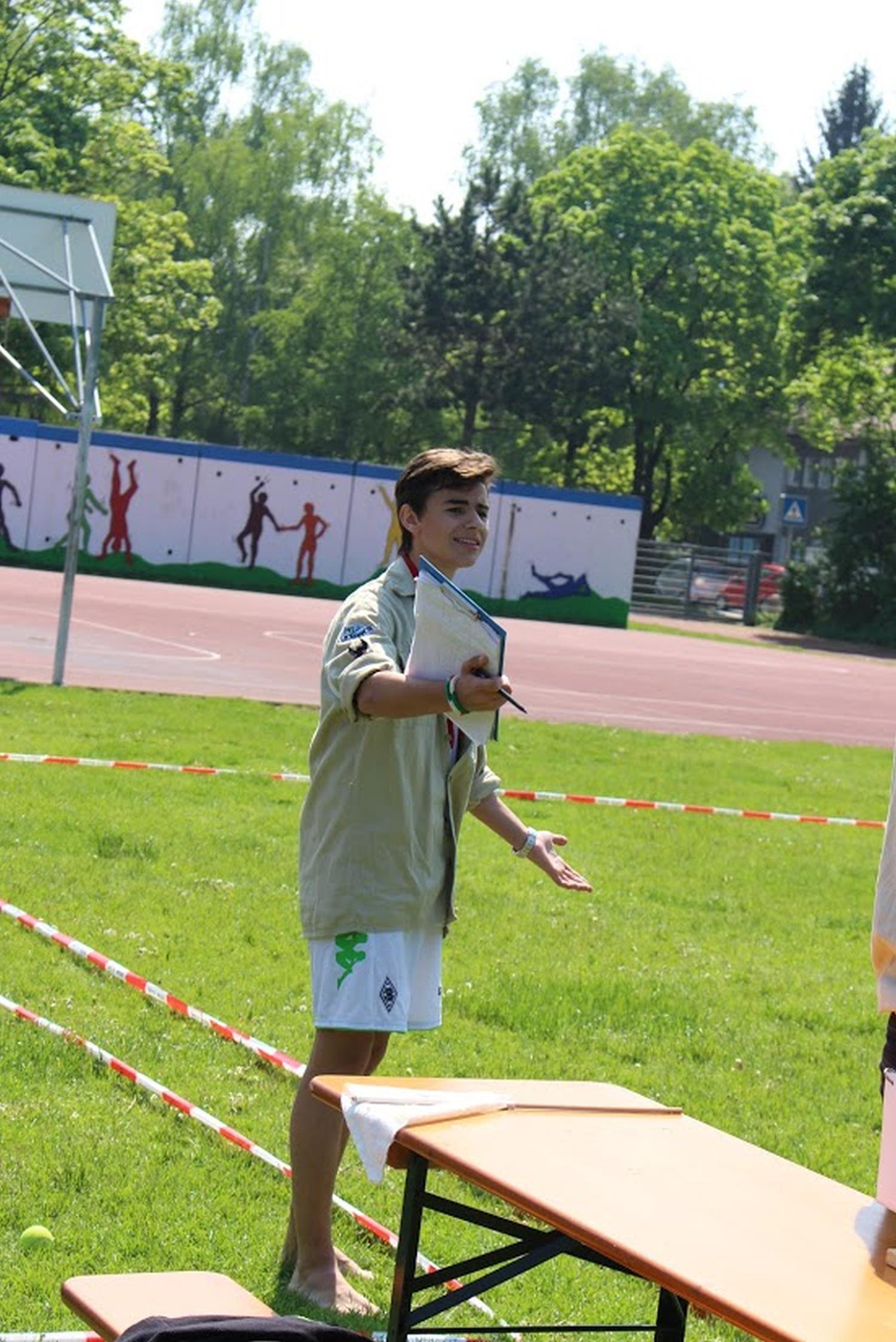 Bezirks Jupfi Scoutball Turnier 2015 02