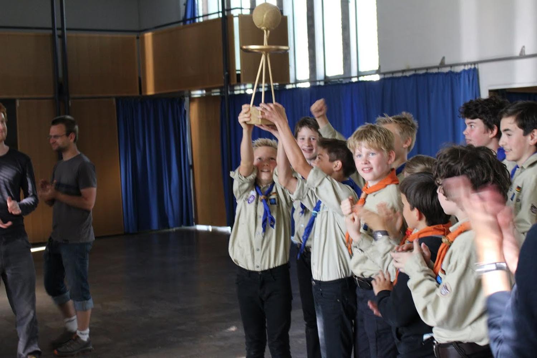 Bezirks Jupfi Scoutball Turnier 2015 04